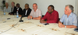 Somalidelegation in discussions with Seychelles officials