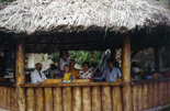 The restaurant at Katiolo